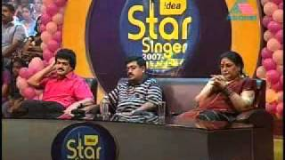 Idea Star Singer 2007 Final Elimination Hesham