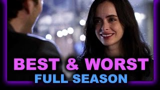 Jessica Jones Episode 13 & Season 1 Review aka Reaction - Smile - Beyond The Trailer