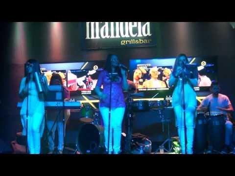 DE PALO PA RUMBA salsa group en MANDELA.