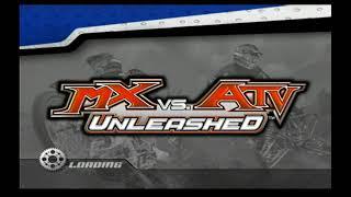 MX vs. ATV Unleashed - PS2 (2005)