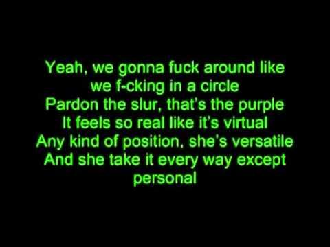 Lil Wayne - Marvins Room lyrics 2011