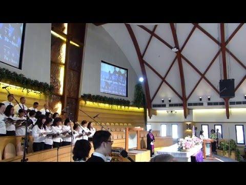 Nyanyian Jemaat: NKB 1, KJ 159, PKJ 43, PKJ 107.