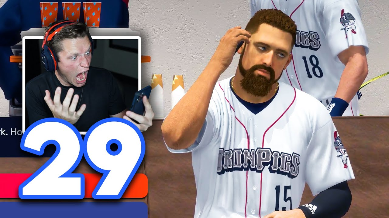 Download MLB 21 Road to the Show - Part 29 - YELLING AT MY AGENT!