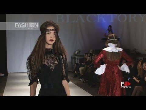BLACKTORY at Odessa Fashion Week SS17 by Fashion Channel