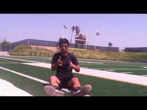 831 Deaf Fitness Video: Tire Flip Workout