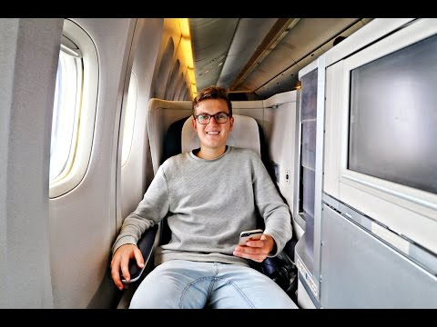 TRIP REPORT | British Airways Club World/Europe (BUSINESS CLASS) | 777-200 | Madrid to London
