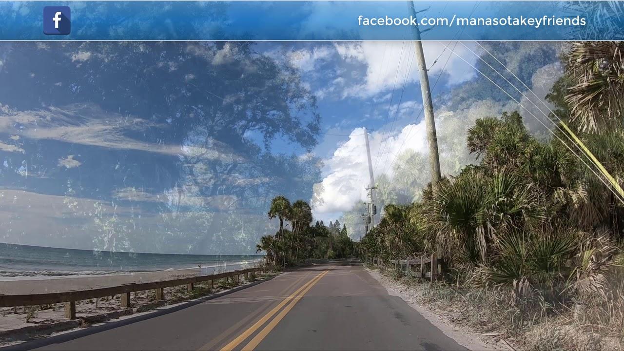 Manasota Key's Canopy Road | Englewood FL | David Barr Realtor