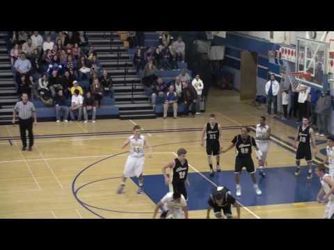 Jordan Coleman Calabasas H.S. Basketball 09-10 League