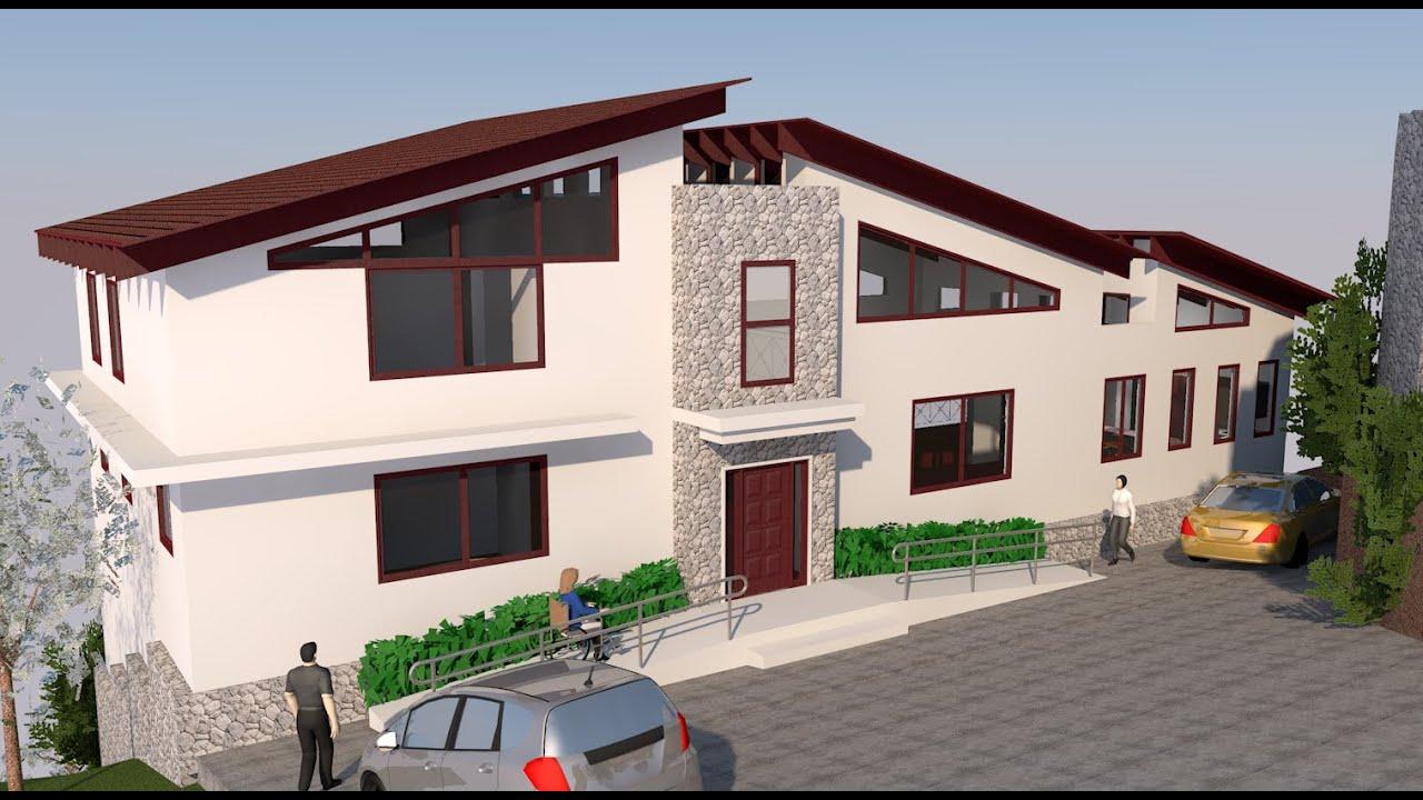 Plan Construction Maison Haiti