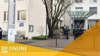Mönchengladbach: Polizei sucht Marcel H. in einem Krankenhaus