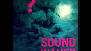 question mark by sound waves official