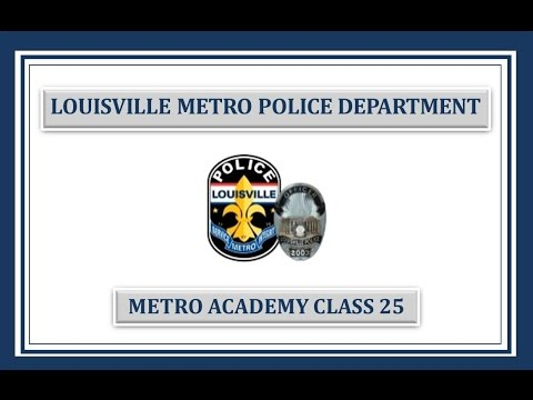 LMPD MAC 25 Academy Highlights