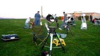 Antietam National Battlefield Public Star Party April 2009 - Part 2