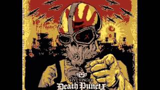 Five finger death punch- walk away 8bit
