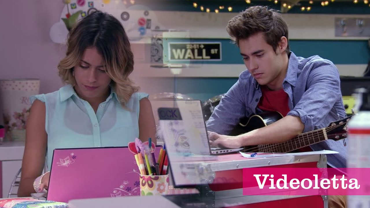 Download Violetta 3 English: Gery and Alex pretend to be Vilu and Leon Ep.69