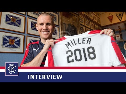 TRAILER   Kenny Miller contract extension   28 Apr 2017