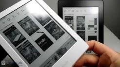 Kindle 2016 vs Kindle Paperwhite 3 Comparison Review