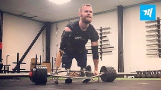 Real Lyfe Cyborg - Mark Ormrod | Muscle Madness