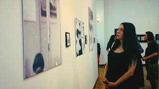 Выставка современного искусства в Бишкеке