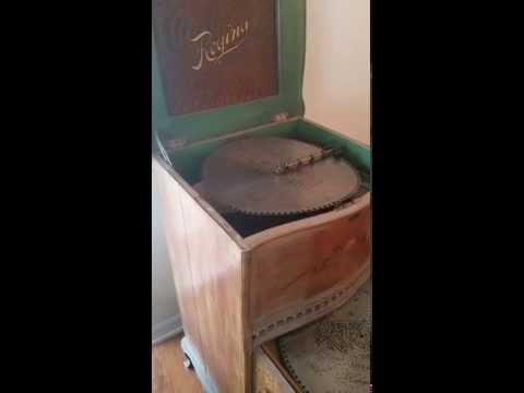 Regina Music Box | 1800's BoomBox