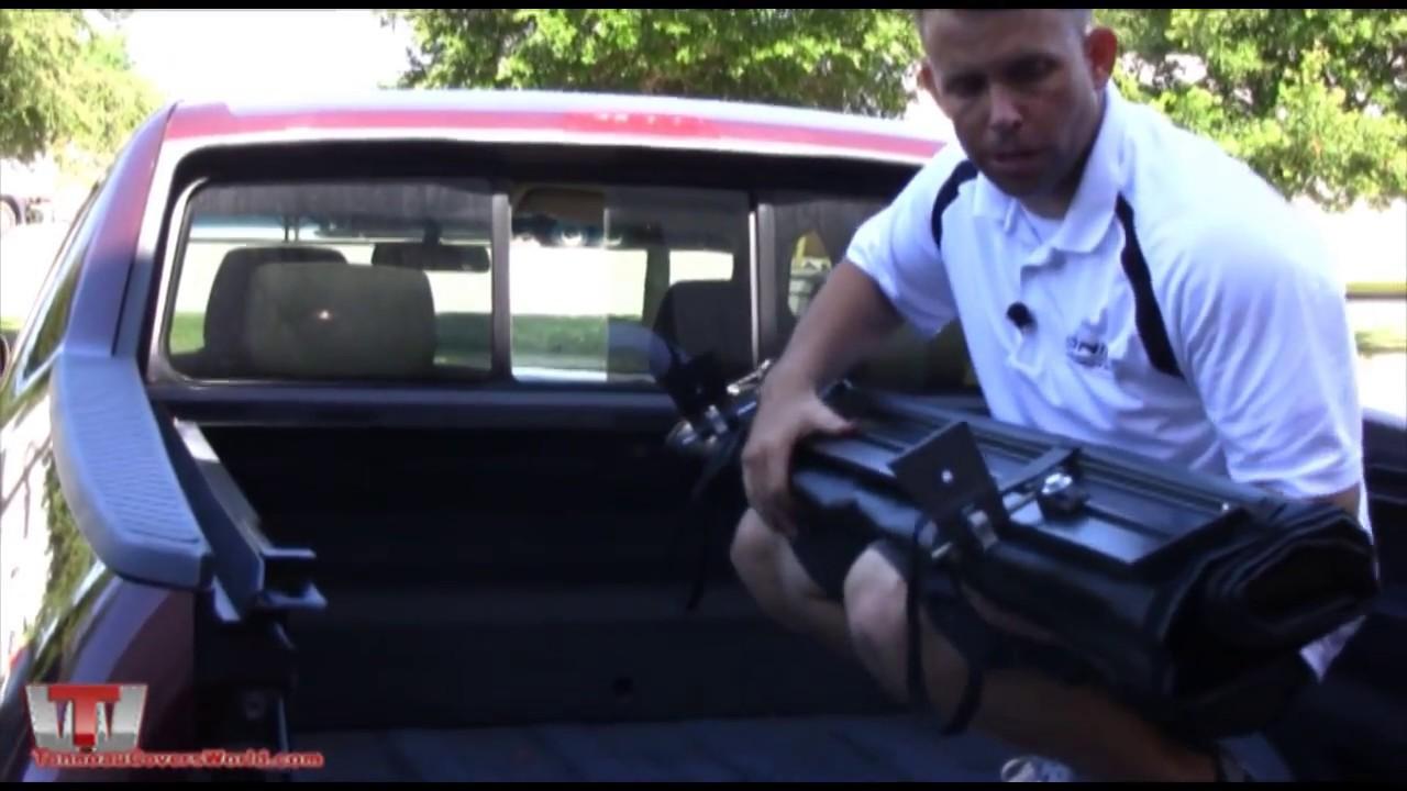 Honda Ridgeline Access Tonneau Cover Installation Youtube