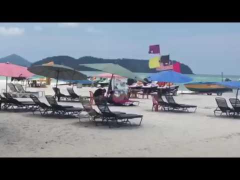 Beautiful beach. Langkawi Island, Malaysia. (Travel)