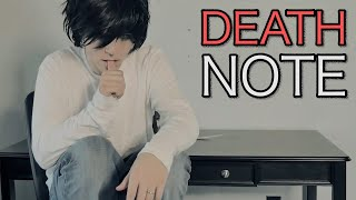 Repeat youtube video Death Note: Onision