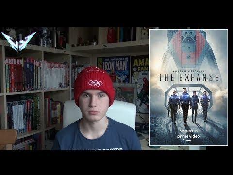 Экспансия Expanse Пространство Обзор сериала, личное мнение