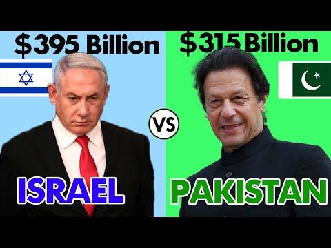 Pakistan vs Israel | Imran khan vs Netanyahu | Economy | Military power | Political | 2021 | NSH