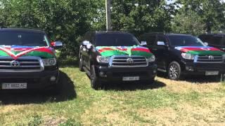 Азербайджанский кортеж