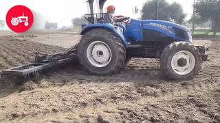 25 tiller with Newholland 9010(Part 2)