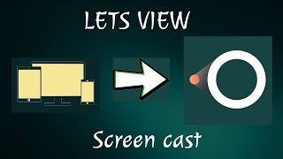 Best Mirroring Software | Let's View | Android, iOS & Computer Screen Mirroring ! screenshot 3