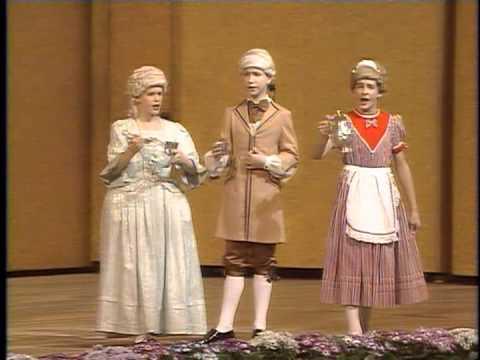 Wiener Sängerknaben Concert in Japan 1989