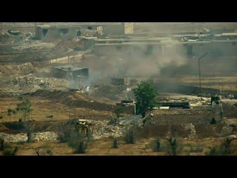 مواجهات بسوريا ضد تنظيم داعش  - نشر قبل 2 ساعة