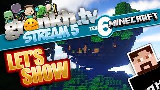 LET'S SHOW Minecraft #012 (Teil 2) ★ LIVE [S005E06]