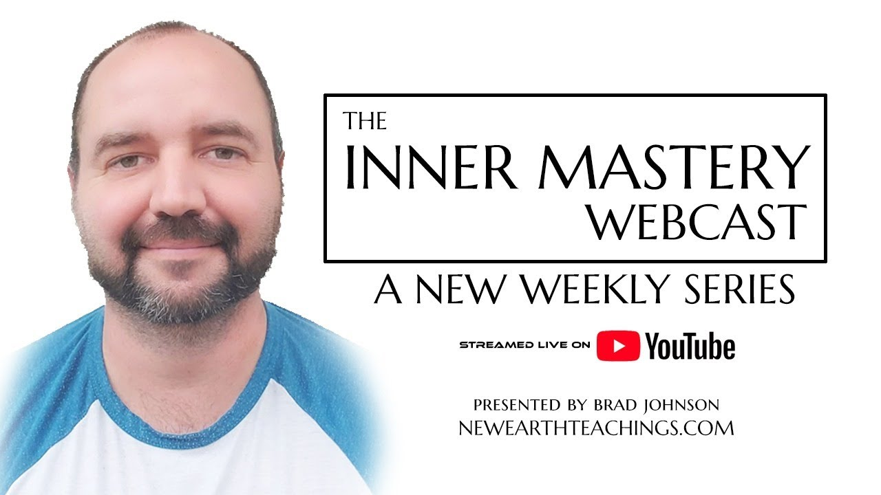 Inner Mastery Webcast Live on YouTube!