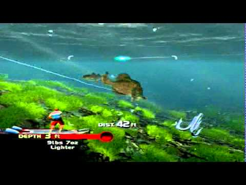 Rapala pro bass fishing monster fish lake lanier for Bass pro monster fish