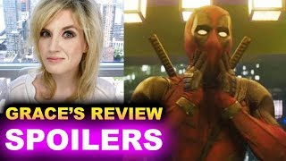 Deadpool 2 SPOILER Review