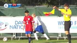 Spain vs Russia - 1/8 Final - Full Match - Danone Nations Cup 2016
