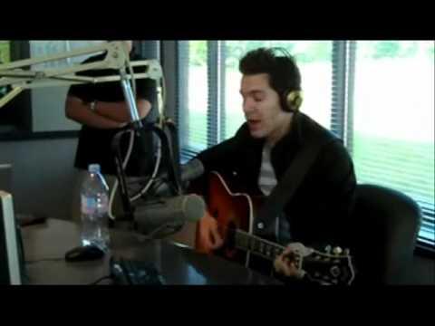Mix 106.5 Baltimore - Andy Grammer In Studio.wmv