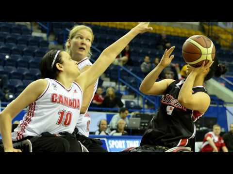 Harnock, Jewells, Lancia and McLachlan Retire From Canadian National Wheelchair Basketball Team