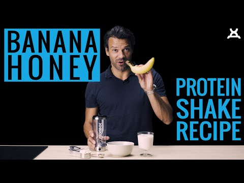 How to make a good thick protein shakes taste