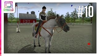 Let's Ride! Silver Buckle Stables (part 10) (Horse Game)