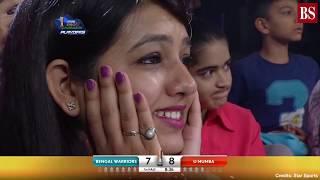 Pro Kabaddi 2019, Semifinal 2: Bengal Warriors vs U Mumba video highlights