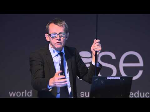 Truth About Education Data - Hans Rosling - WISE 2013 Focus