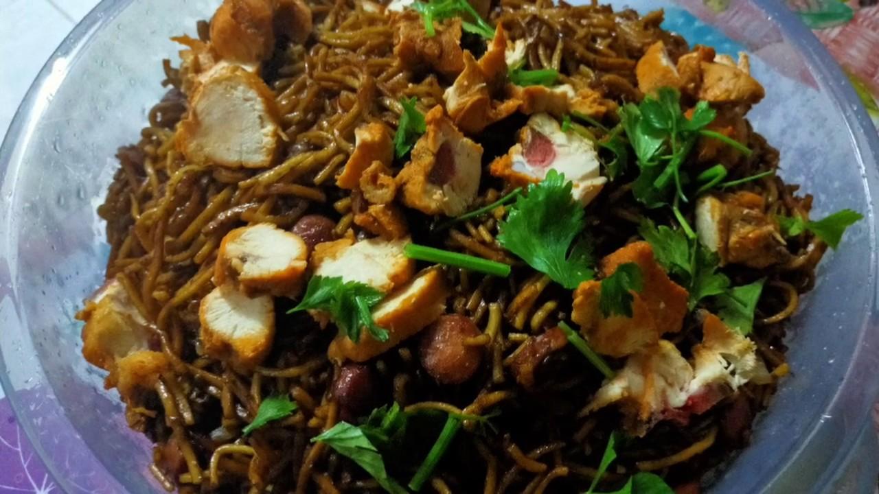 resepi mee goreng  sarapan  rumah cepat  mudah youtube Resepi Mee Goreng Ratna Enak dan Mudah