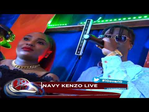 We are a couple, married for more than 10 years - Navy Kenzo #10Over10