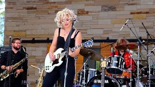 """Love Letters"" Samantha Fish @ Blues from the Top, Winter Park, CO. 29 June 2019."