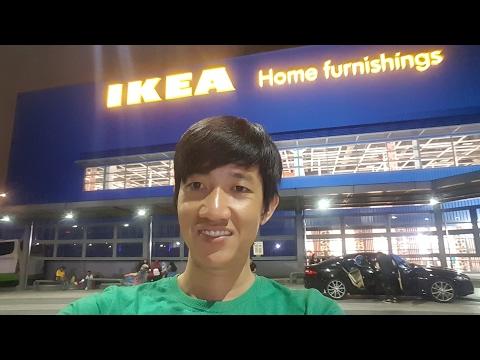 ĐI MALAYSIA THAM QUAN SIÊU THỊ ĐỒ NỘI THẤT IKEA