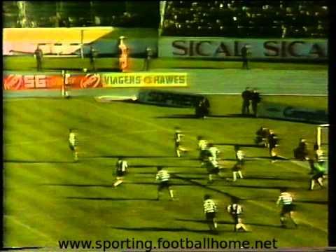 15J :: Sporting - 1 x Porto - 0 de 1981/1982